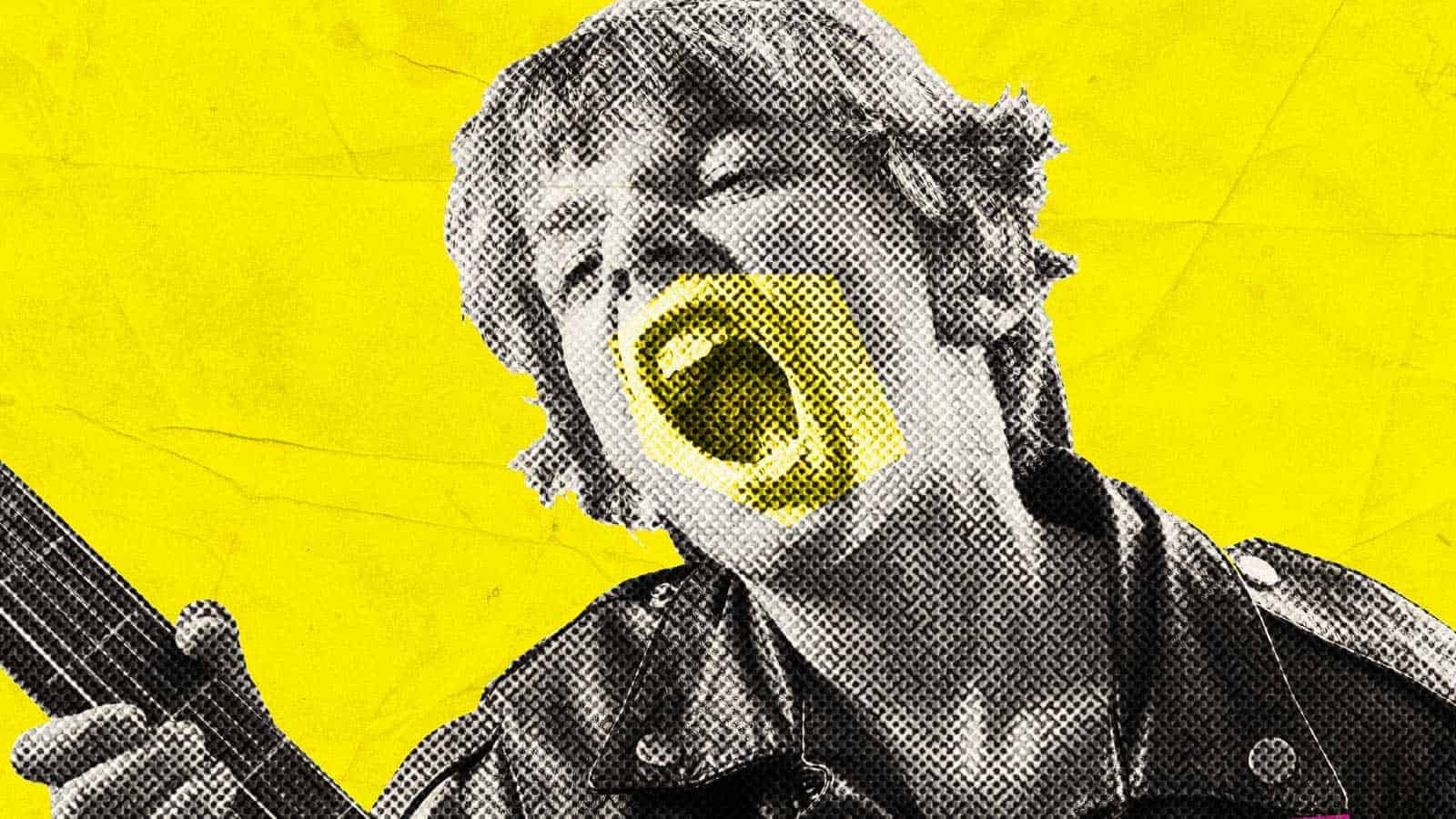 Poster design your own - How To Design A Punk Poster In Photoshop Tutorial By Piccia Neri
